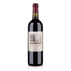 (列级庄·名庄正牌)法国杜哈米雍2007干红葡萄酒750ml(又名:杜密)