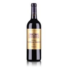 (列级庄·名庄·正牌)法国肯德布朗城堡2013 红葡萄酒750ml