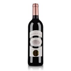 (酒仙直采·中级庄)法国鲁索喜萍城堡干红葡萄酒750ml