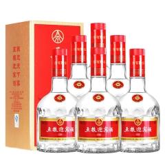52°五粮液股份迎宾酒(上品)500ml(6瓶装)