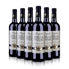 法国红酒 玛思特干红葡萄酒750ml*6 整箱装