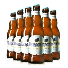 比利时福佳白啤酒330ml(6瓶装)