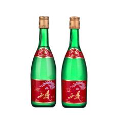 48°西凤大曲500ml双瓶装(2000年)