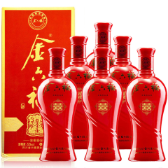 52º金六福喜结良缘475ml(6瓶装)