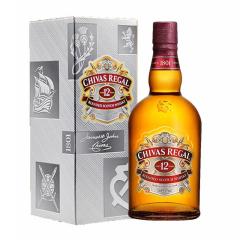 40°芝华士12年苏格兰威士忌700ml